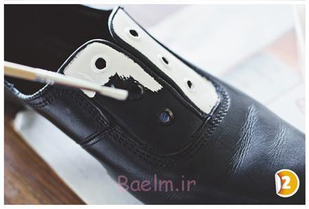 مدل های تغییر شکل کفش, آموزش تغییر شکل کفش
