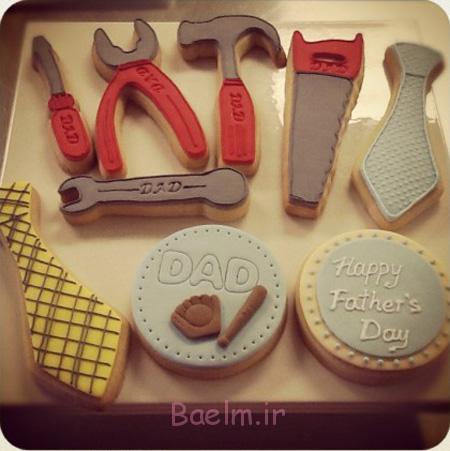 مدل های کیک روز پدر, کیک های روز پدر