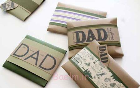 راهنمای خرید هدیه روز پدر, تزیین هدیه های روز پدر