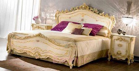 مدل تخت های سلطنتی, دکوراسیون و چیدمان سرویس خواب