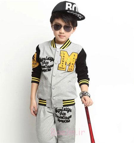 مدل سویشرت,شیک ترین لباس های بچه گانه