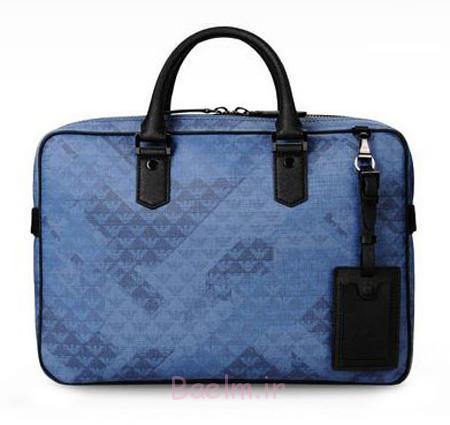 انواع مدل کیف مردانه برند آرمانی,مدل کیف مردانه