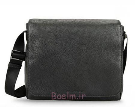 انواع کیف برند آرمانی, انواع مدل کیف مردانه برند آرمانی