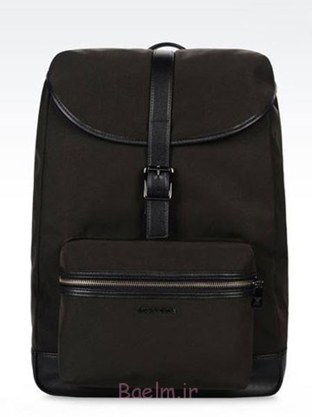 انواع کیف برند آرمانی,کیف مردانه آرمانی