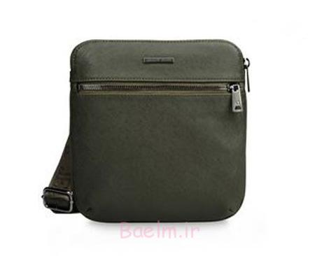 جدیدترین مدل کیف مردانه,کیف مردانه برند آرمانی