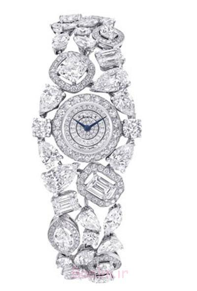 مدل ساعت الماس, ساعت الماس زنانه