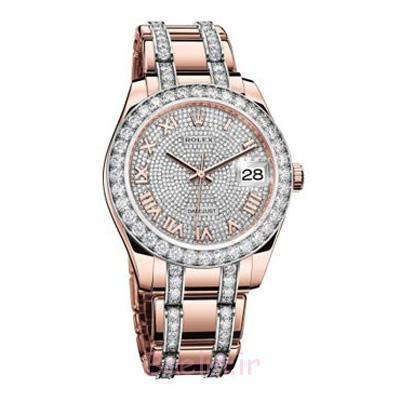 جدیدترین مدل ساعت زنانه,زیباترین ساعت های الماس زنانه