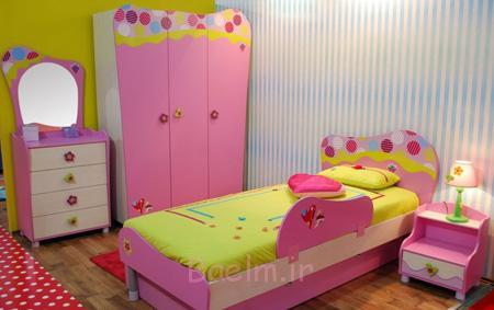 دکوراسیون اتاق کودک,دکوراسیون و چیدمان اتاق خواب کودک