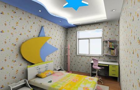 اصول چیدمان اتاق کودک, دکوراسیون داخلی اتاق کودک