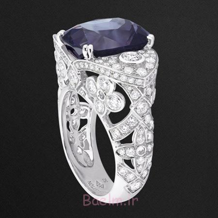 جدیدترین جواهرات Louis Vuitton, شیک ترین انگشترهای جواهر