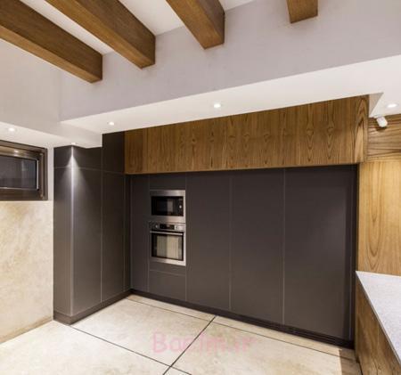 فضای داخلی خانه با رنگ طوسی, فضای دکوراسیون داخلی
