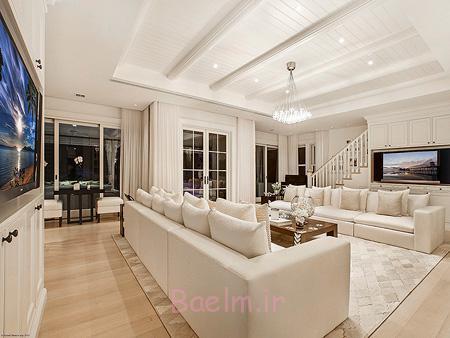 دکوراسیون منزل افراد مشهور, قیمت خانه سلین دیون
