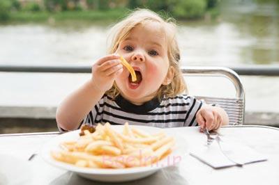علت چاقی کودکان,پیشگیری از چاقی کودکان
