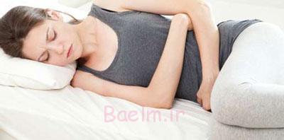 ورم بدن در پریود,علت ورم بدن در دوران پریود