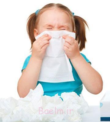 پیشگیری از حساسیت فصلی کودکان،درمان حساسیت فصلی کودکان