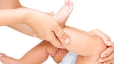 راههای ماساژ کودک, ماساژ دادن کودک