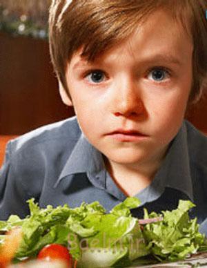 غذای کودک اوتیسمی, کودک اوتیسمی, علائم کودک اوتیسمی