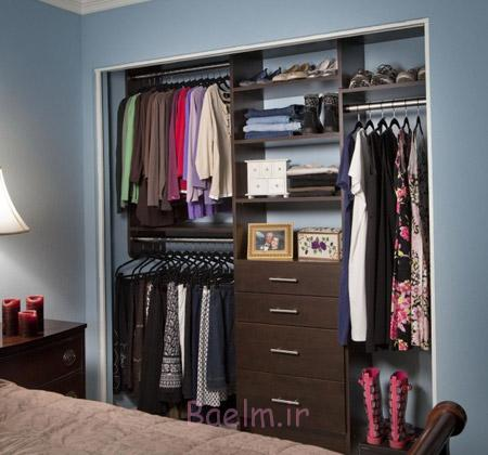 کمد دیواری اتاق خواب,کمد دیواری,مدل های کمد دیواری