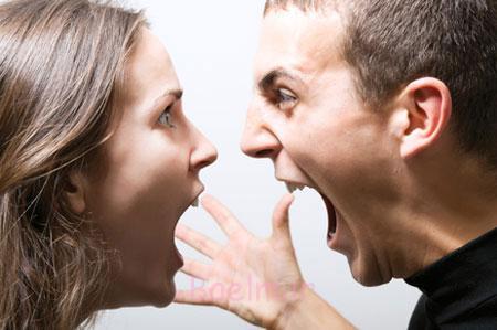 راه های برخورد با فحاشی,انتقادهای بیجا,عصبانی شدن