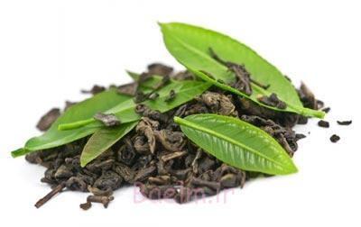 طرز تهیه چای سبز,دم کردن چای سبز