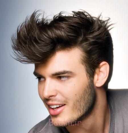 مدل مو مردانه جدید,مدل مو مردانه,ژورنال مدل مو مردانه