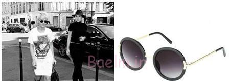 جدیدترین عینک ستاره ها,مدل عینک بهار و تابستان ستاره ها