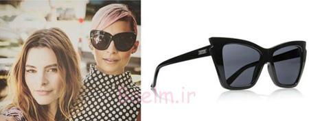 مدل عینک های آفتابی ستاره ها, تصاویر عینک ستاره ها