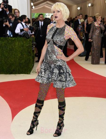 لباس ستارگان هالیوودی که در مراسم Met Gala 2016, جدیدترین لباس ستارگان هالیوودی