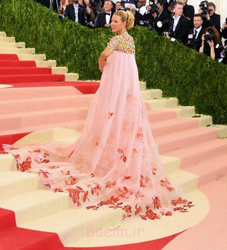 لباس ستارگان هالیوودی که در مراسم مت گالا, لباس ستارگان هالیوودی که در مراسم Met Gala 2016