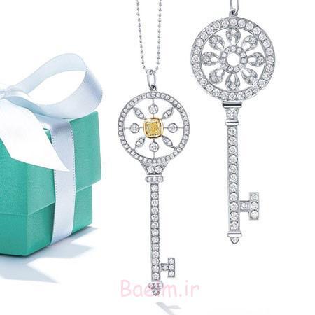 جدیدترین مدل جواهرات, جواهرات زیبای برند Tiffany & Co