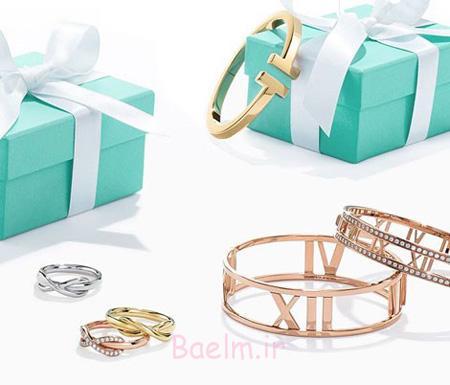 شیکترین جواهرات Tiffany & Co, مدل گردنبندهای Tiffany & Co