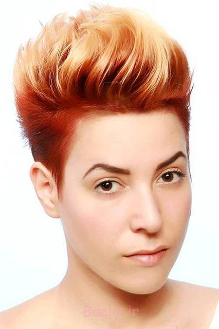 جدیدترین مدل موی کوتاه,مدل موی کوتاه زنانه,مدل موی کوتاه