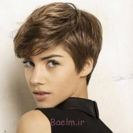 مدل موی کوتاه جدید,مدل موی کوتاه فشن,عکس مدل موی کوتاه