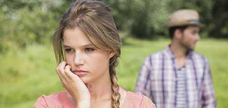 ناسازگاری بین زن و شوهر