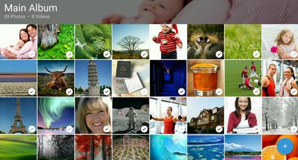 مخفی کردن عکس در اندروید با برنامه KeepSafe