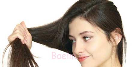 داشتن موهای زیبا