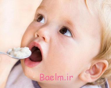 راهکارهایی برای بد غذایی کودک نوپا