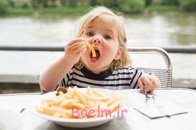 درمان چاقی در کودکان,چاقی کودک