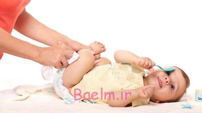 سوختگی پای نوزاد, درمان سوختگی پای نوزاد