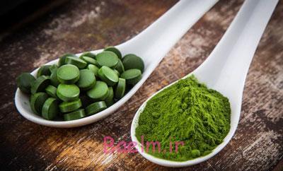 خواص جلبک سبز دریایی, جلبک دریایی برای پوست