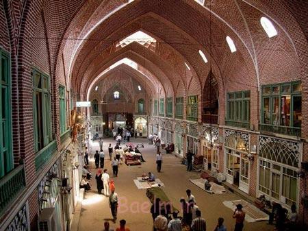 تاریبخچه بازار تبریز, عمده فروش های بازار تبریز