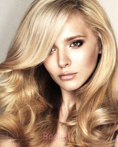 ترکیب رنگ مو,آموزش ترکیب رنگ مو,ترکیب رنگ مو کنفی