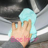 چگونه از ماشین لباسشویی درست استفاده کنیم