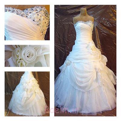 بهترین انتخاب برای لباس عروسی, انتخاب لباس عروس