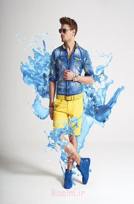 لباس اسپرت مردانه, مدل لباس اسپرت مردانه