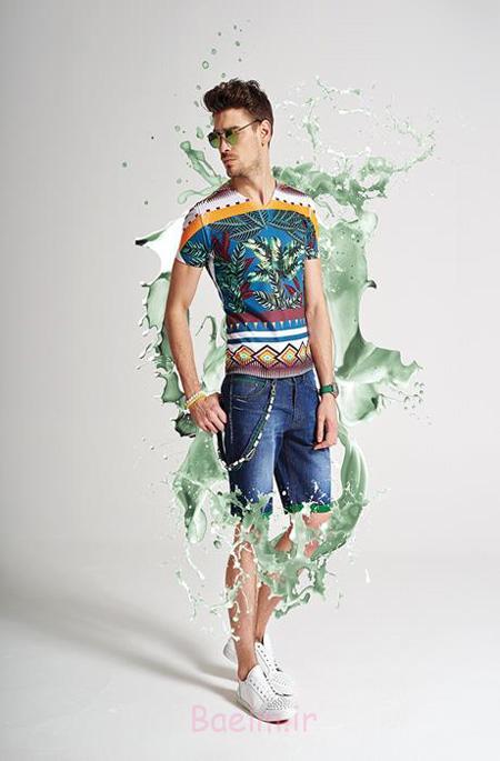 لباس اسپرت مردانه, لباس تابستانی مردانه