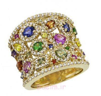 کلکسیون انگشترهای جواهر effy jewelry,انگشترهای جواهر effy jewelry