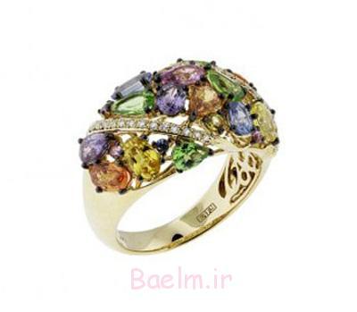 لوکس ترین جواهرات برند effy jewelry, شیک ترین مدل انگشتر