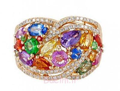 مدل انگشتر طلا,کلکسیون انگشترهای جواهر effy jewelry