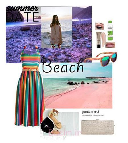 ست های لباس رنگی تابستانی, ست لباس رنگی